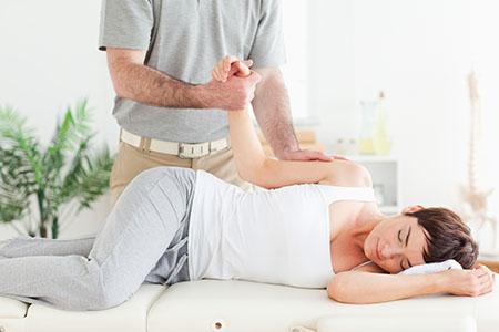 chiropractor maneuver