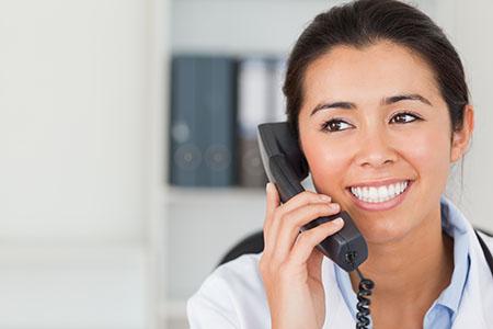 chiropractic phone call