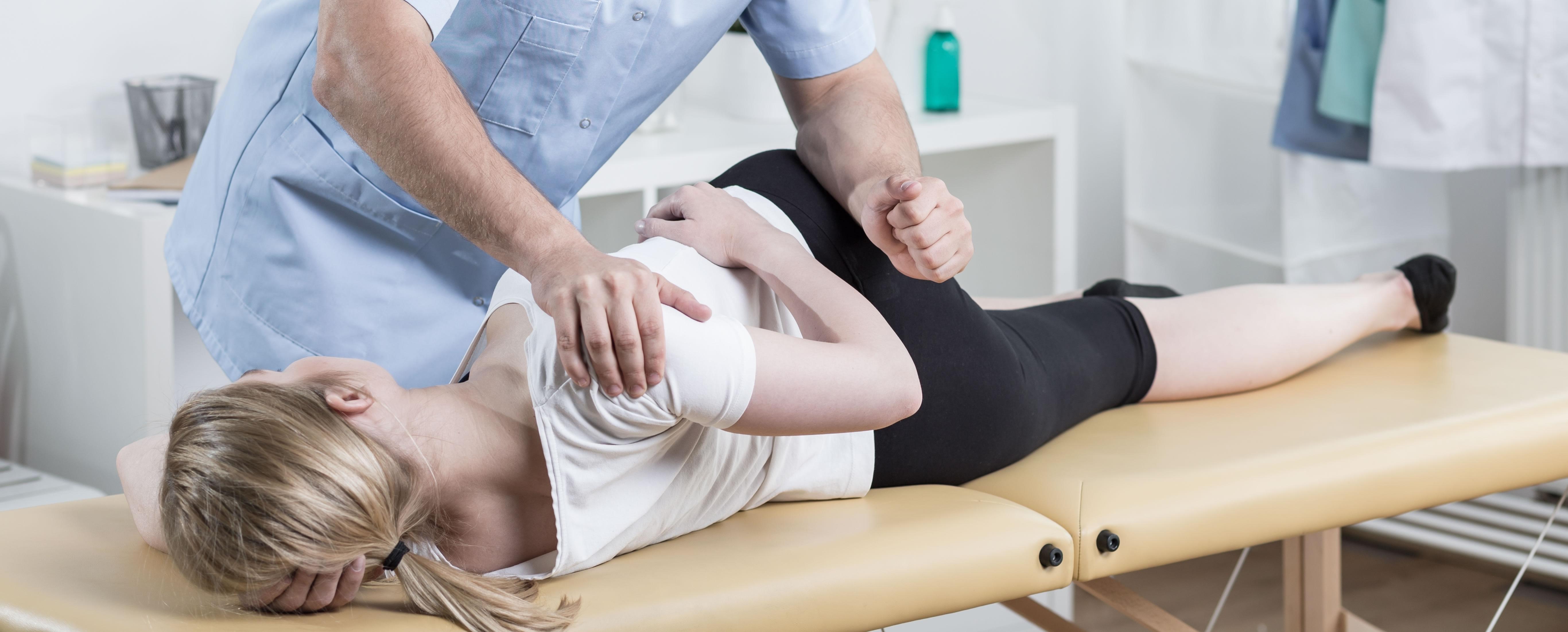 chiropractic maneuver